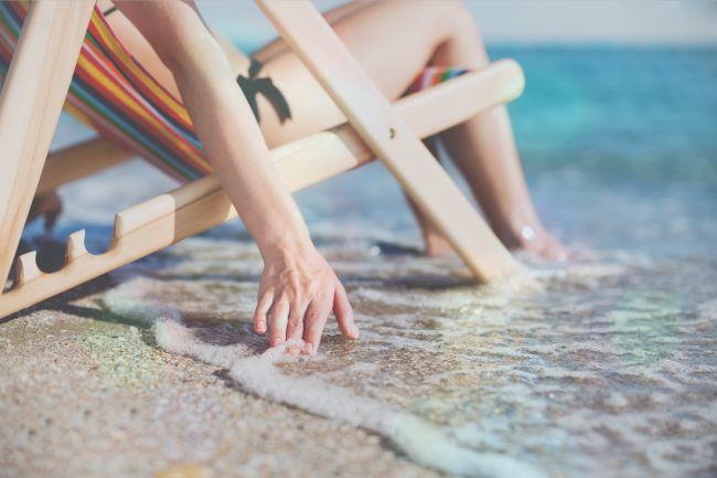 享受夏日海灘後要避免的三大錯誤觀念