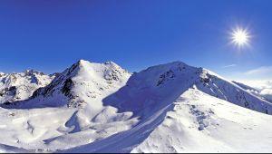 南阿爾卑斯:陽光耀眼、白雪皚皚的滑雪場!