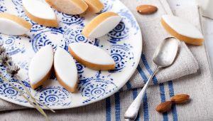 卡里頌杏仁餅(Calissons):普羅旺斯艾克斯城(Aix)的特色美食