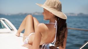 維持陽光小麥肌的五大秘訣