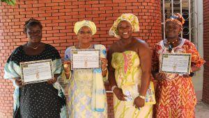 L'OCCITANE 支持布吉納法索的婦女進行創業