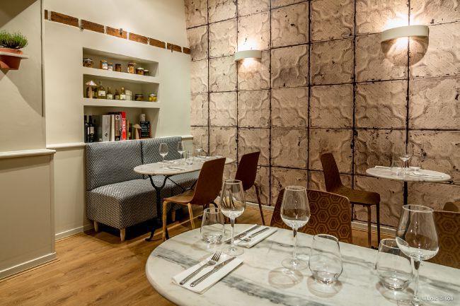 The Olive & Artichaut restaurant in Nice