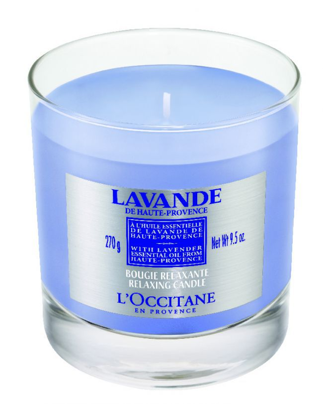 L'Occitane Candle, Lavender