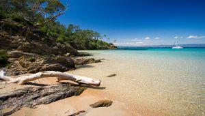 蔚藍海岸最美的海灘