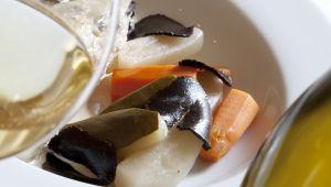 La Beaugravière餐廳:煮法各異的松露菜品